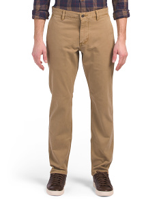 Better Bic Washed Stretch Pants