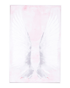20x30 Dreaming Wings Canvas Wall Art