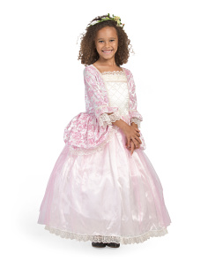 Kids Lady Antoinette Costume