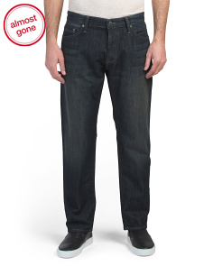 Zach Deep Stanford Straight Jeans