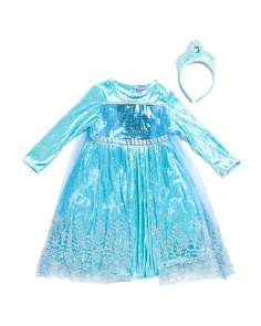 Toddlers Arctic Princess Costume