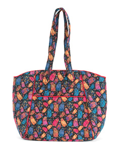Feline Family Large Tote