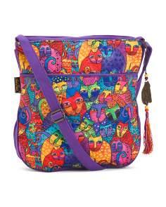 Feline Tribe Crossbody