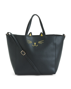 Just Kitten Tote