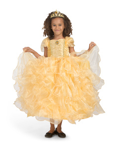Kids Enchanted Castle Princess Costume