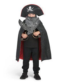 Pirate Dress Up Cape