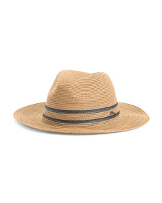 Toyo Hemp Braided Safari Hat