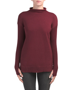 Active Funnel Neck Sweater