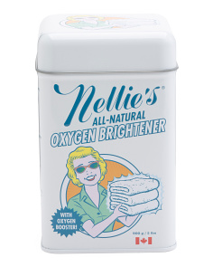 All Natural Oxygen Brightener Tin