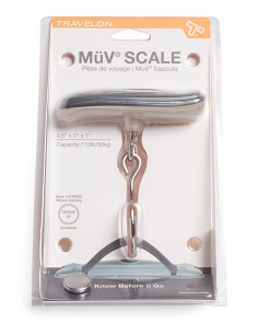 Muv Luggage Scale