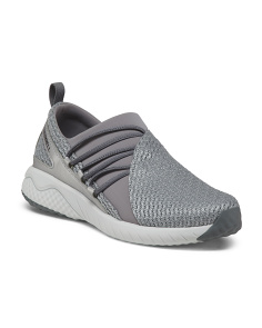 Breathable Slip On Comfort Sneakers