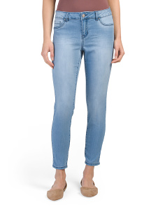 Super Skinny High Waist Ankle Jeans