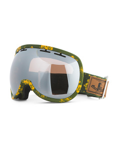 Mirrored Level Goggles