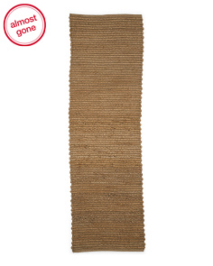 Made In India 2x8 Natural Fiber Runner