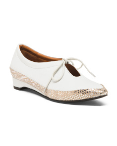 Ultimate Comfort Soft Leather Flats