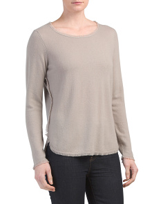 Cashmere Sweater Tunic