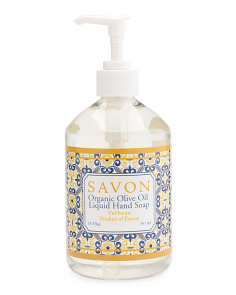 Made In France Verbena Liquid Hand Soap