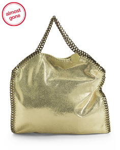 Made In Italy Falabella Tote