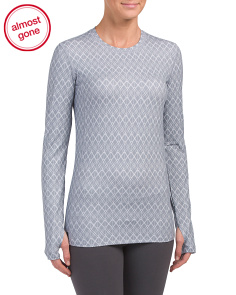Printed Baselayer Top