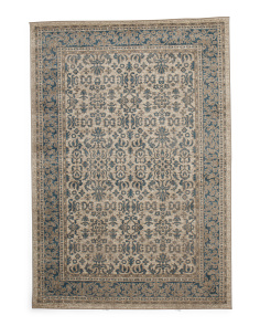 Made In Portugal 5x7 Traditional Area Rug
