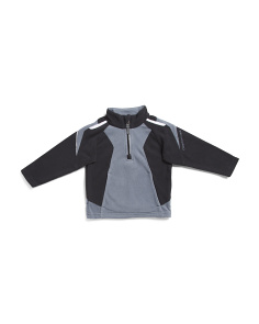 Little Boys Ruckus Fleece Top