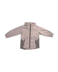 Big Boys Cirro Hybrid Hooded Jacket