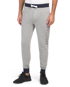 French Terry Lounge Joggers