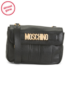 Made In Italy Moschino Crossbody