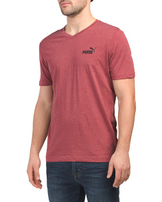 Elevated Essential V-neck Tee