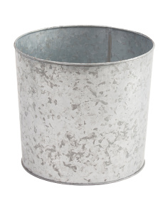 Made In India Galvanized Bucket