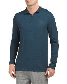 Threadborne Seamless Quarter Zip Top