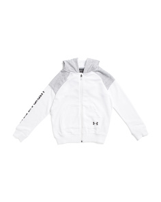 Girls Favorite Terry Full Zip Hoodie
