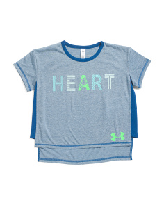 Girls Threadborne Heart T-shirt