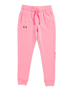 Girls Threadborne Fleece Joggers