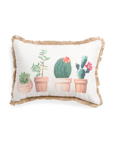 14x20 Indoor Outdoor Aloeha Pillow