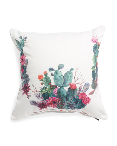 20x20 Indoor Outdoor Aloe Pillow