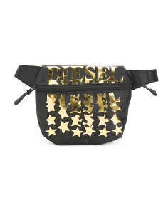 Youth Foil Logo Fanny Pack
