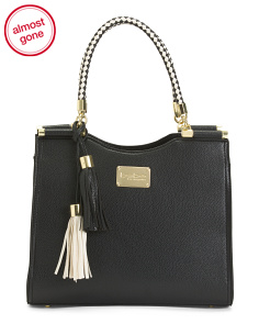 Natalie Shopper Satchel