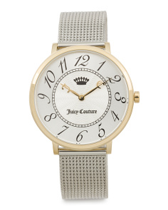 Women's La Ultra Slim Two Tone Bracelet Watch