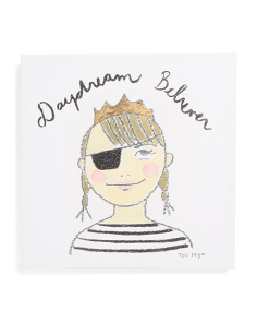 16x16 Daydream Believer Canvas Wall Art