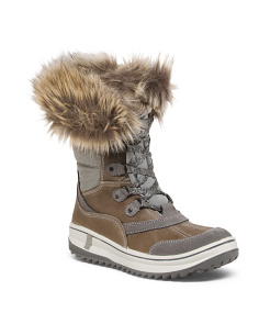 Temperature Rated Cold Weather Boots