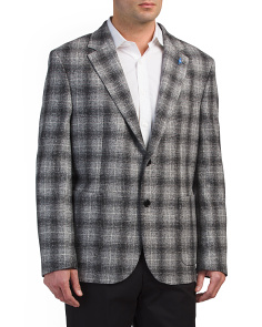 Italian Fabric Modern Fit Sport Coat