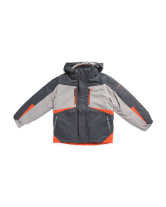 Big Boys Water Resistant Boarder Jacket