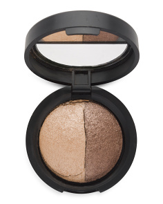 Baked Color Intense Eye Shadow Duo