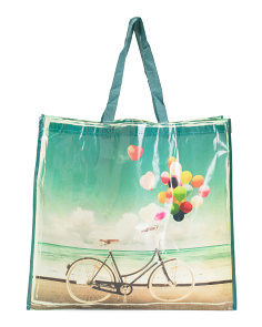Balloon Bike Reusable Bag
