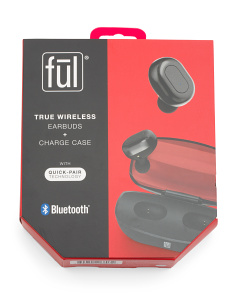 Ful True Wireless Earbuds & Charge Case