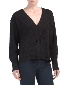 Coco V-neck Sweater
