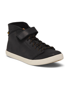 All Day Comfort Leather Sneakers