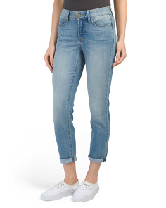 Petite Made In Usa Alina Convertible Ankle Jeans