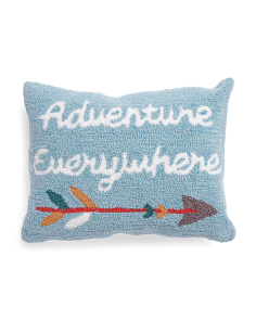 14x18 Adventure Hook Pillow